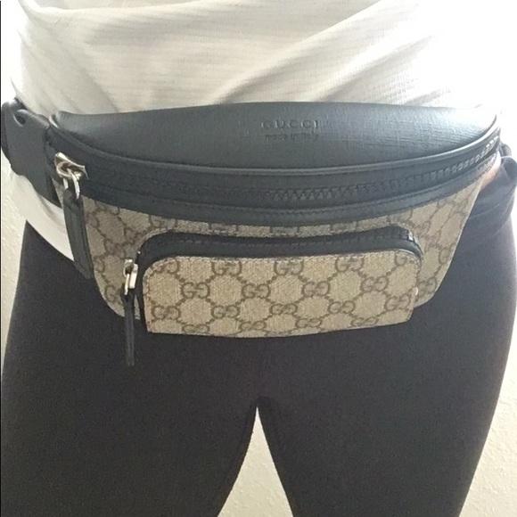 1c2a683fdf6d4f Gucci Handbags - Gucci Belt Bag, never worn!
